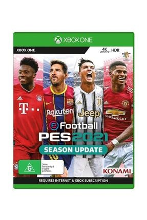 KONAMI Pes 2021 Xbox One Oyun
