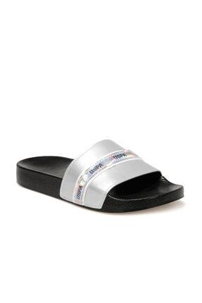 U.S. Polo Assn. NEAT 1FX Gümüş Kadın Terlik 101016788
