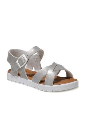 Polaris 508159.P1FX Gümüş Kız Çocuk Sandalet 101012878