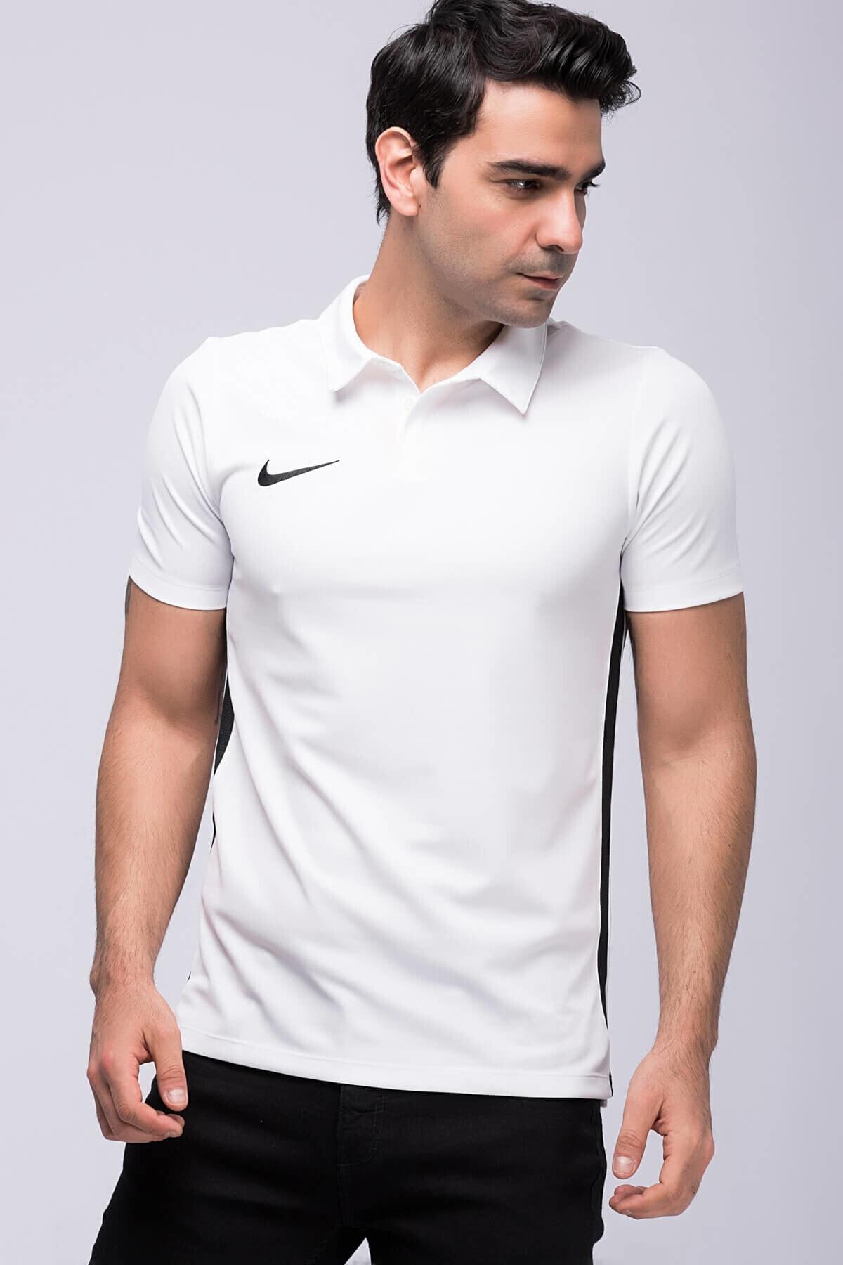Nike Erkek Beyaz Dry Academy 18 Ss Polo T-shirt 899984-100 2