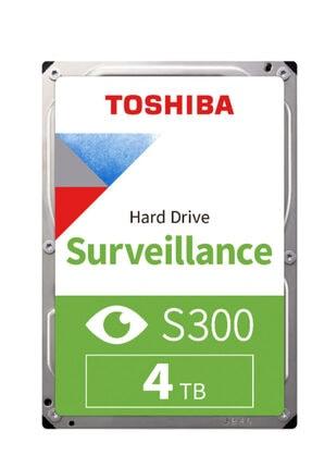 Toshiba 4tb Toshıba 5400rpm S300 Sata3 128mb 7/24 Hdwt740uzsva 3 Yıl Garanti
