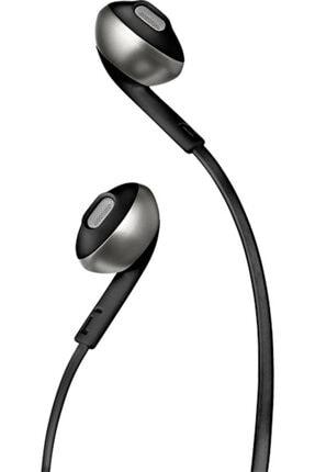 JBL T205 Kulakiçi Siyah Mikrofonlu Kulaklık
