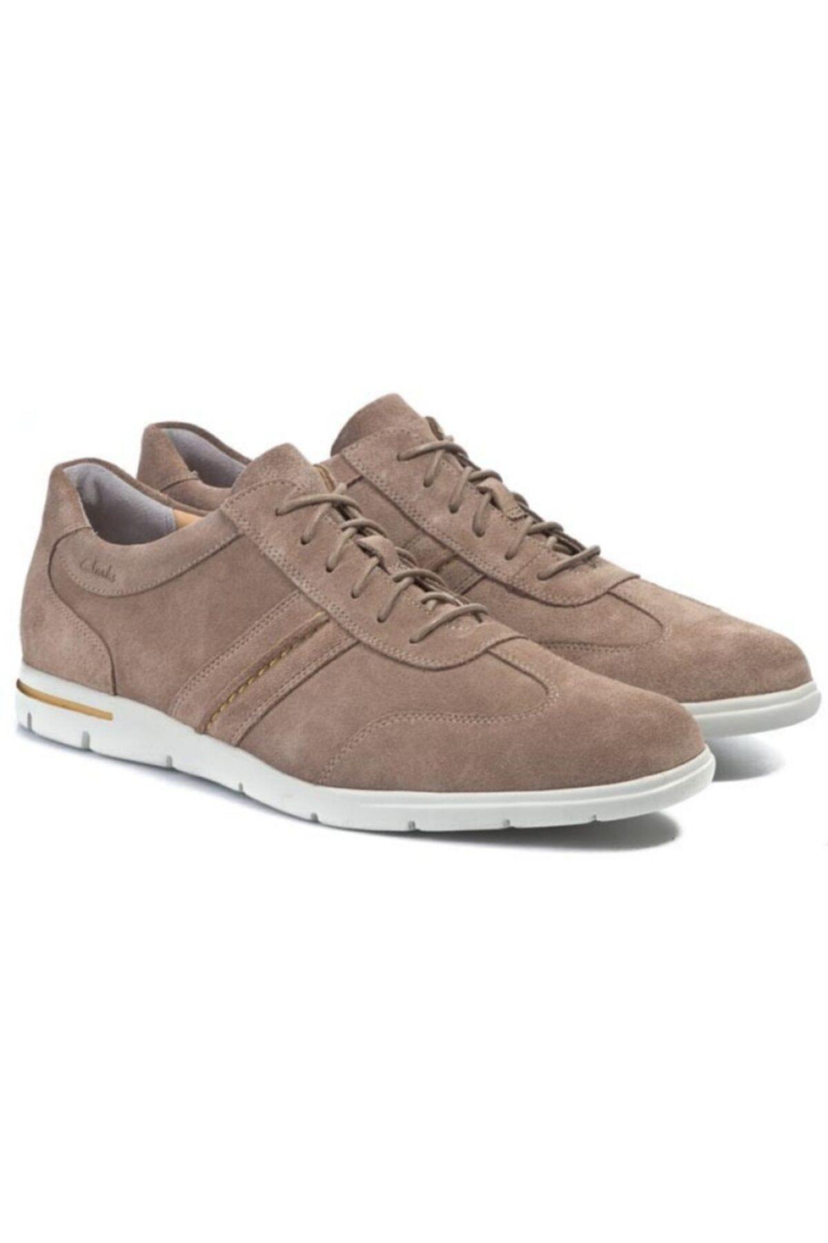 CLARKS Erkek Kahverengi Ayakkabı 1