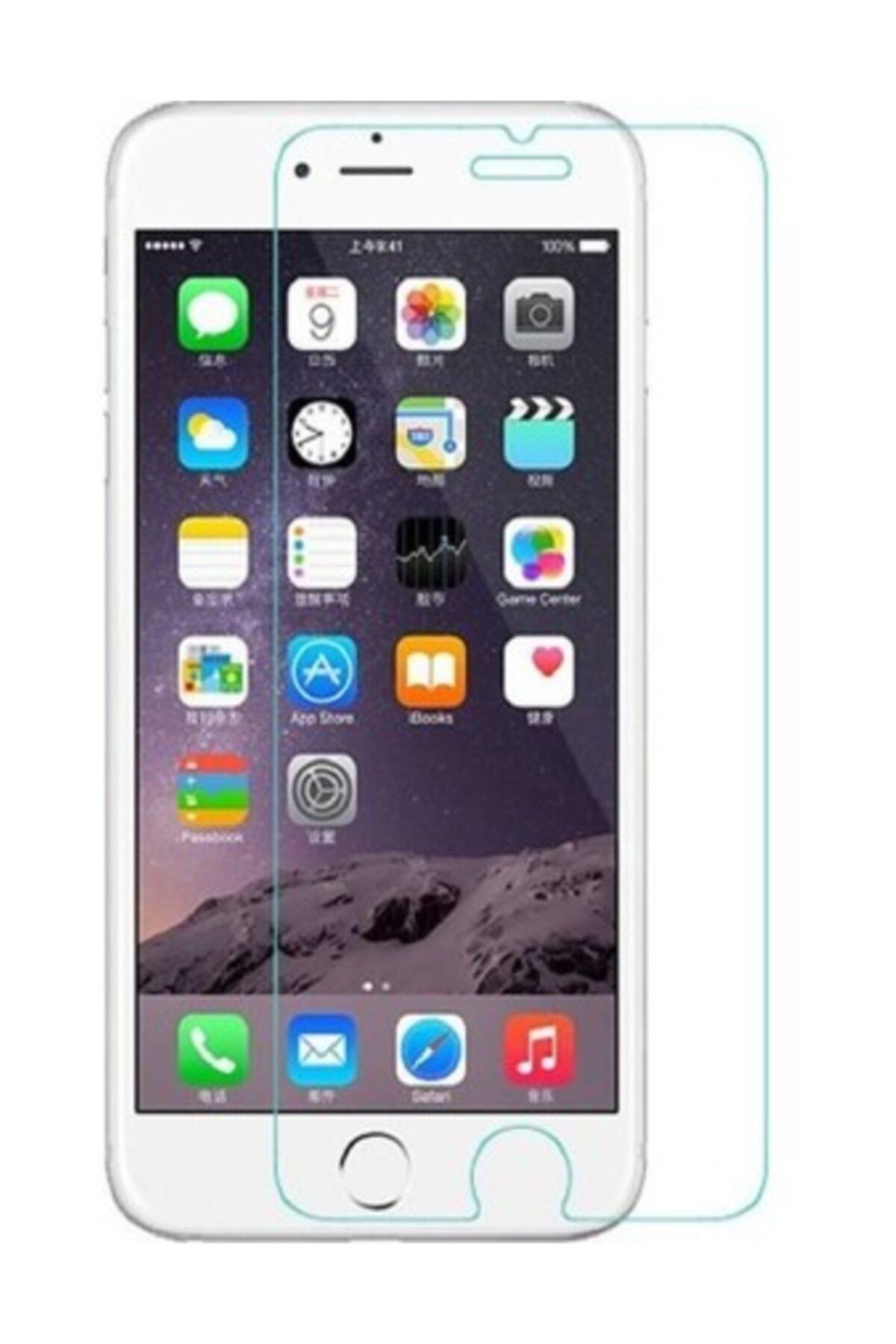 Mopal Apple Iphone 8 Plus Kırılmaz Cam Ekran Koruyucu 1
