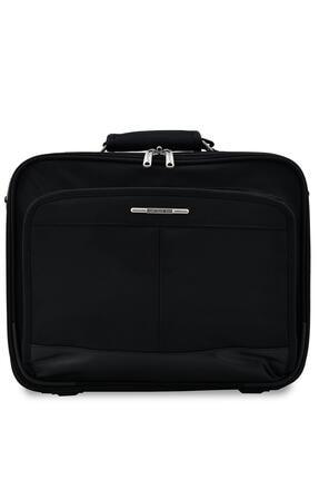 Momslab Mçs 1430 Uzun Askılı Kasalı Laptop Ve Evrak Çantası Siyah