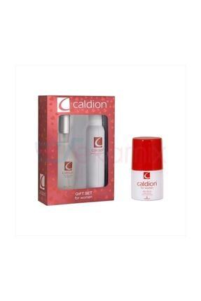Caldion Set 100 ml+ Rollon