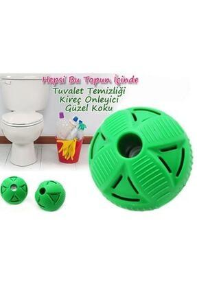 TukoTech Lavanta Kokulu Tuvalet Temizlik Topu Wc Kugel 2 Li