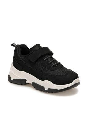 Polaris 512920.f Siyah Erkek Çocuk Ayakkabı