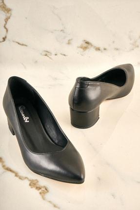 Bambi Sıyah Kadın Ayakkabı K0516375109