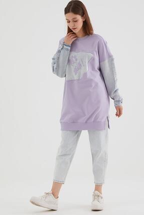 Loreen Tunik-lila 30528-49