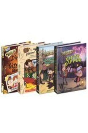 Beta Kids Esrarengiz Kasaba Hikaye Seti 4 Kitap