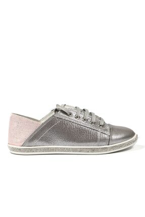 Hammer Jack Gümüş - Pudra Kadın Ayakkabı 152 80-z