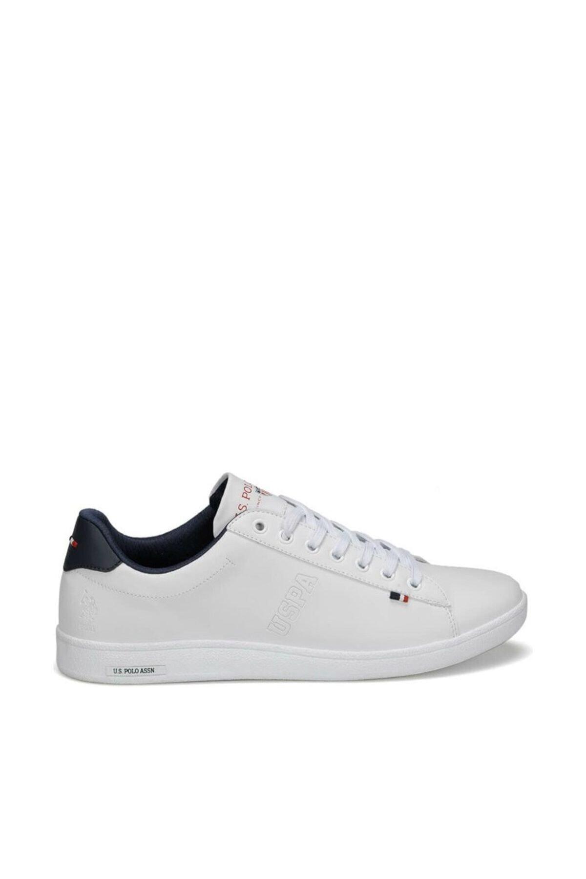 Polo FRANCO 9PR Beyaz Erkek Sneaker Ayakkabı 100417859 1