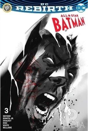 Jbc Yayıncılık All-star Batman Sayı 3 (Dc Rebirth)