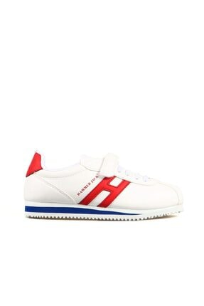 Hammer Jack Beyaz-kırmızı Çocuk Ayakkabı 102 20001-f