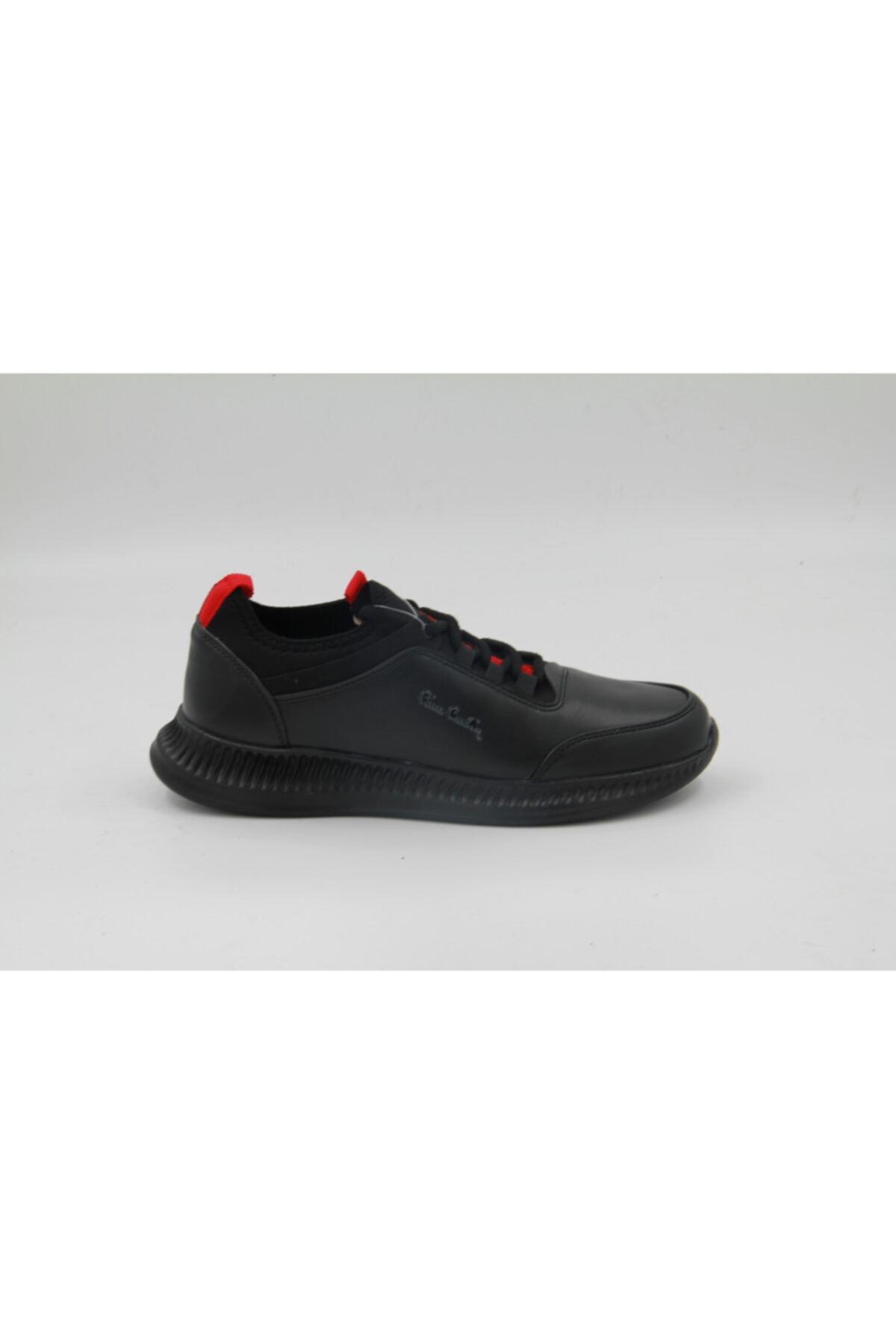 Pierre Cardin 3319 Siyah Spor Ayakkabı 2