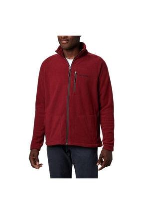 Columbia Fast Trek Iı Full Zip Fleece Erkek Kırmızı Outdoor Polar Ae3039-665