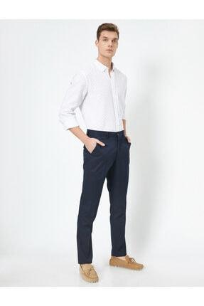 Koton Normal Bel Cep Detayli Pantolon