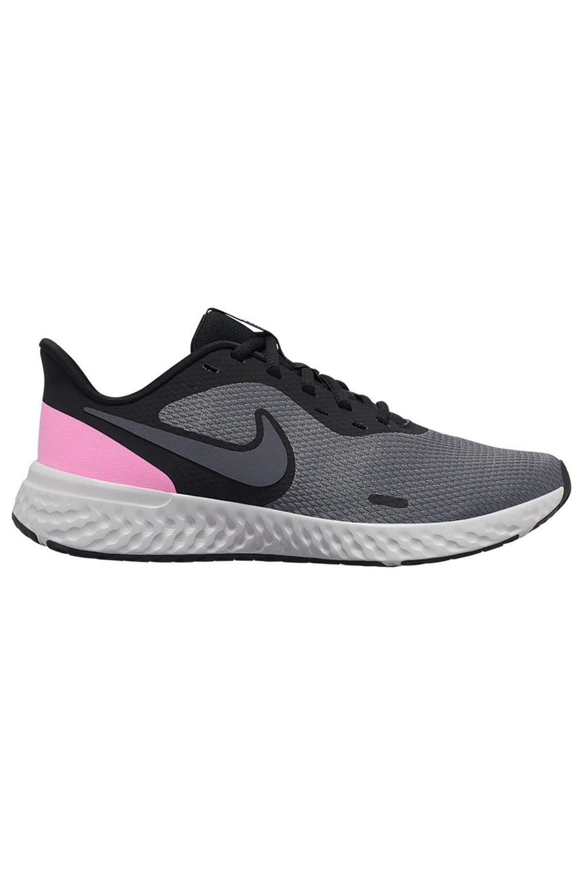 Nike Kadın Beyaz Revolution 5 Koşu Ayakkabısı 1