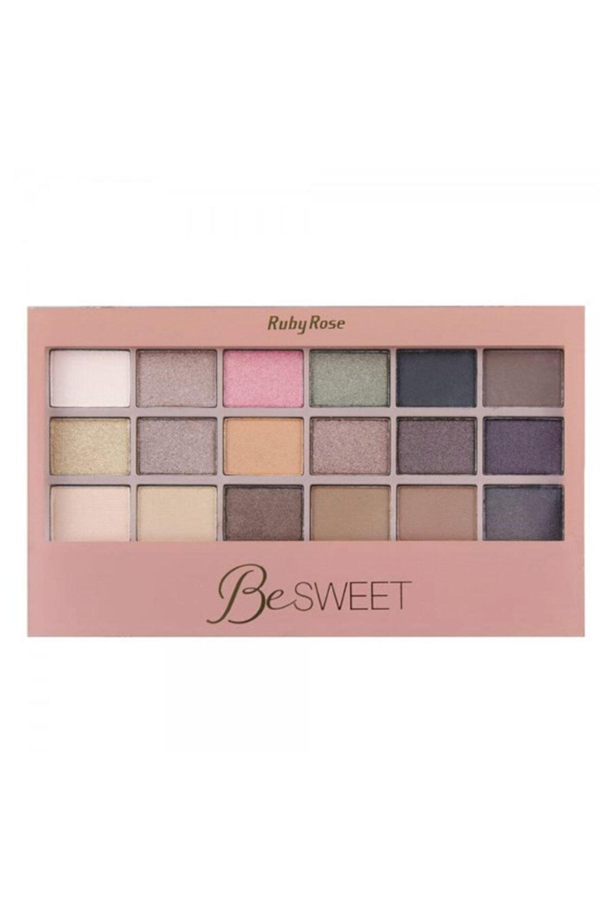 Ruby Rose Göz Farı Paleti - Eye Shadow Kit Be Sweet 6295125021083 1