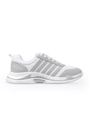 MP Erkek Yüksek Taban Beyaz Spor Ayakkabı 191-7437mr 650