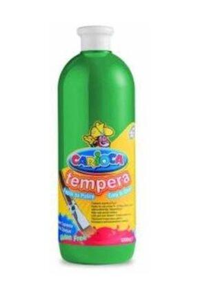 CARIOCA Tempera Yıkanabilir Poster Boya 1000 ml. Zümrüt Yeşili