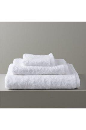 Chakra Solid Havlu 30x50 Beyaz