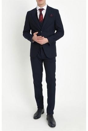 Efor Tk 784 Slim Fit Lacivert Klasik Takım Elbise