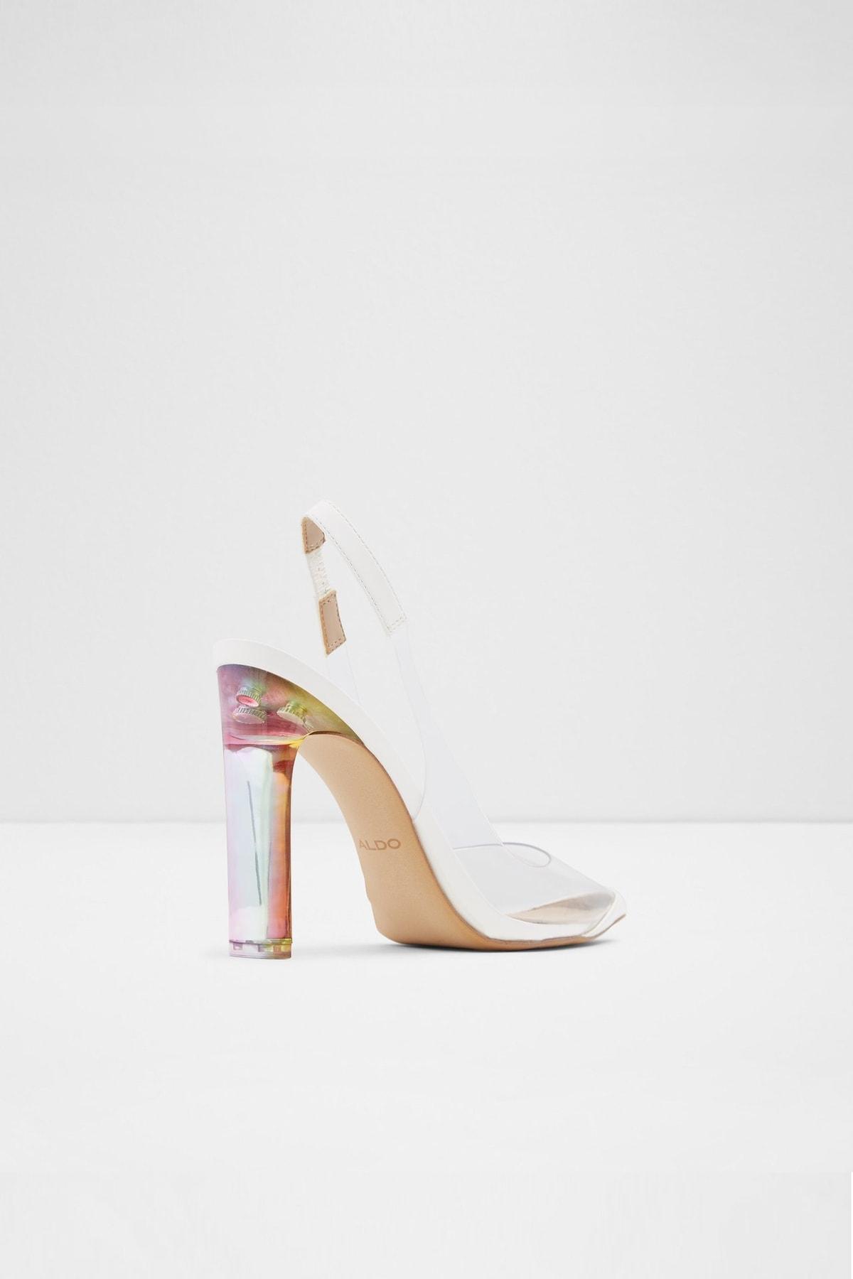 Aldo Feıwıa - Beyaz Kadın Topuklu Ayakkabı 2
