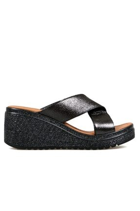 Hammer Jack Platin Kadın Terlik / Sandalet 157 135-1-z