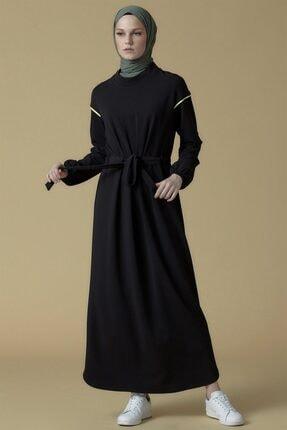 Armine Elbise 19ka9812 Siyah