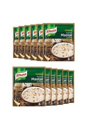 Knorr Kremalı Mantar Çorbası 63 gr X 12 Adet