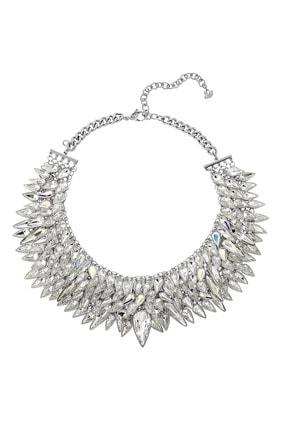 Swarovski Kolye Polar Bestiary:necklace Lmul/rhs 5485881