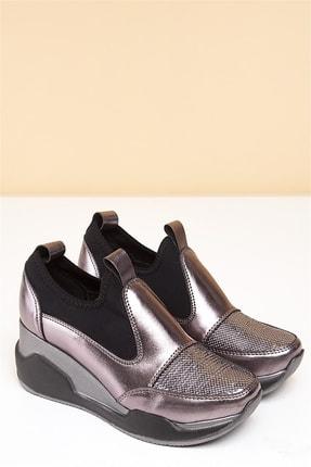 Pierre Cardin PC-30215 Platin Kadın Spor Ayakkabı