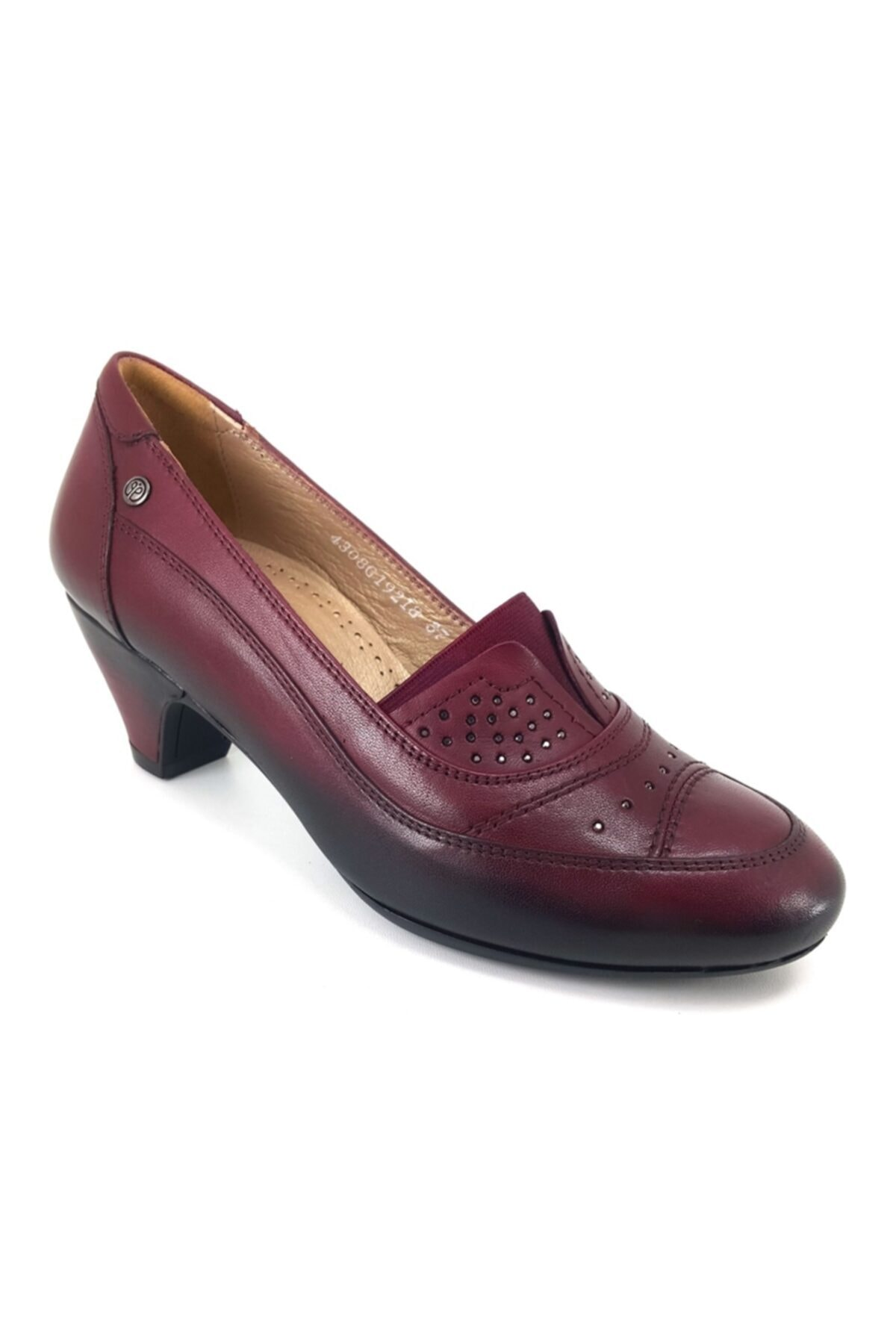 Forelli 19218 Ortopedik Günlük Bayan Ayakkabı 1