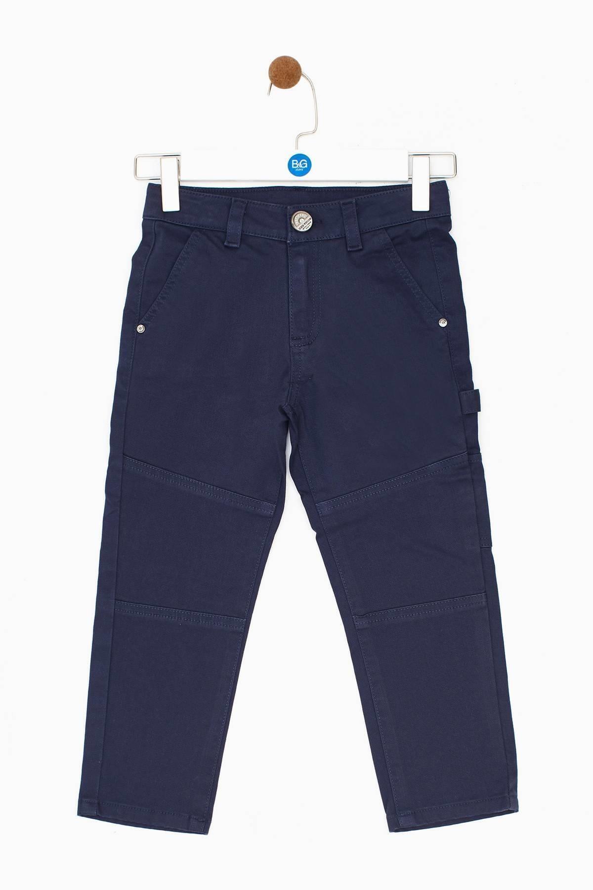 Nebbati Erkek Çocuk Lacivert Pantolon 2
