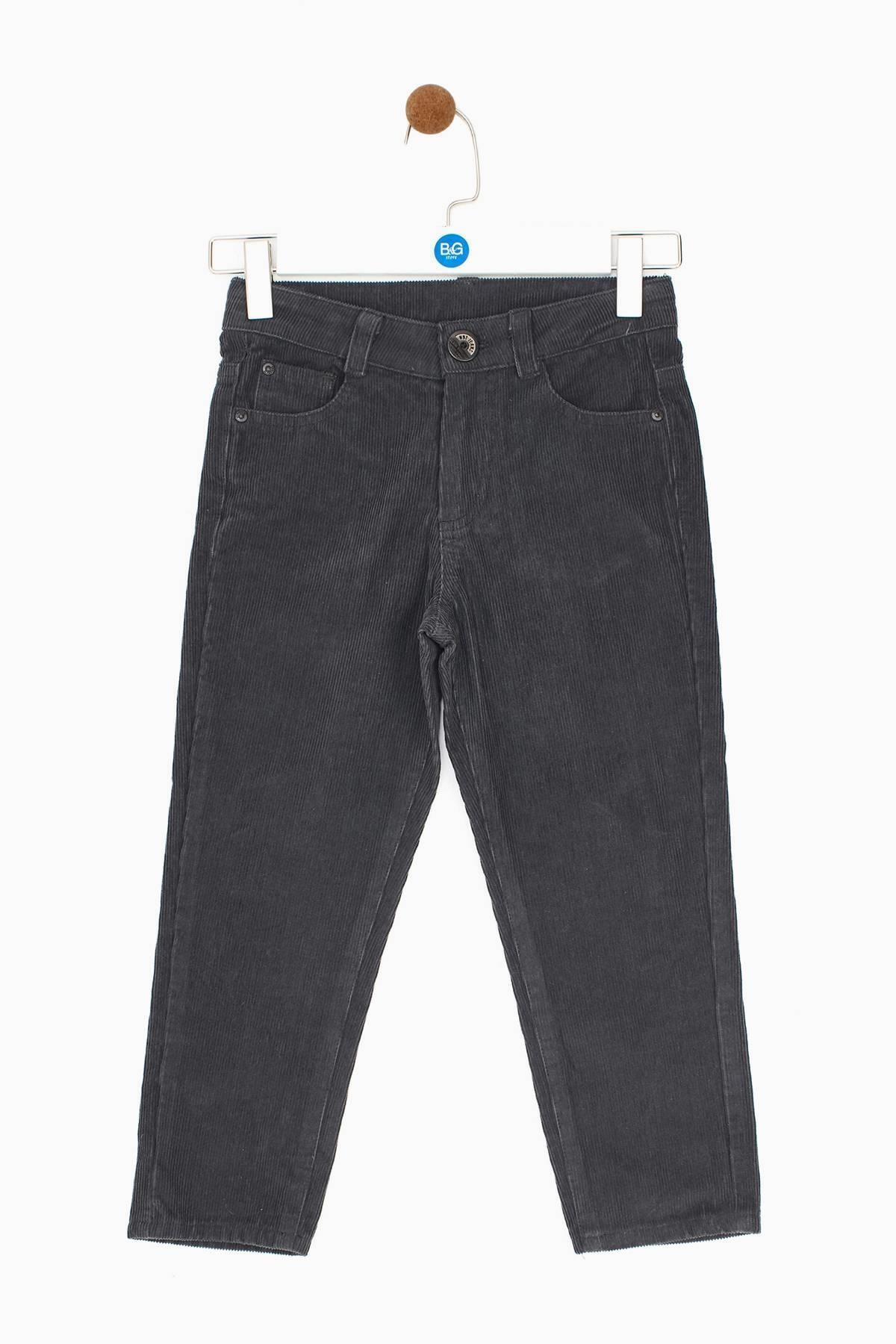 Nebbati Erkek Çocuk Siyah Pantolon 2