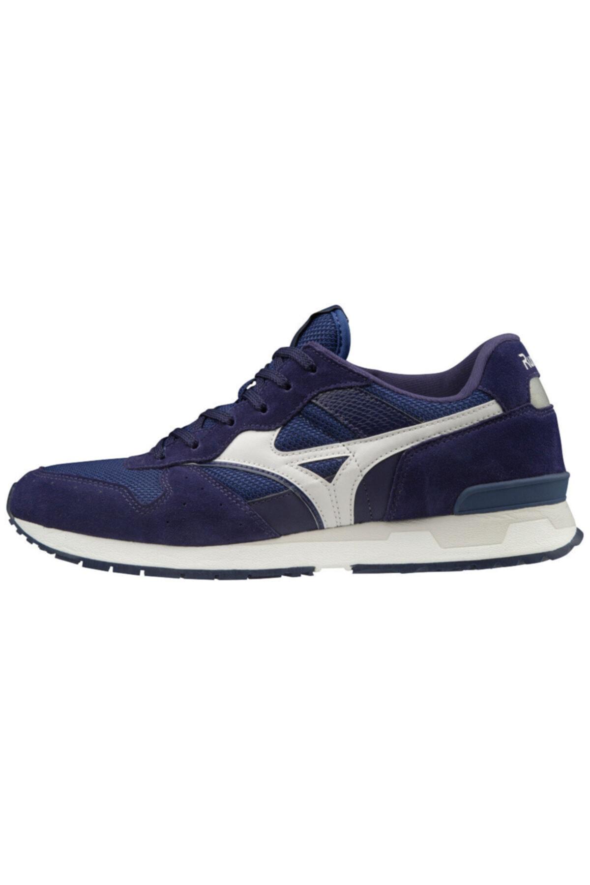 MIZUNO Genova 87 Unisex Günlük Giyim Ayakkabısı Lacivert 1