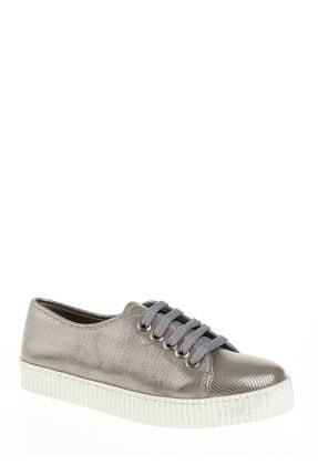 Derigo Platin Kadın Günlük Ayakkabı 27107