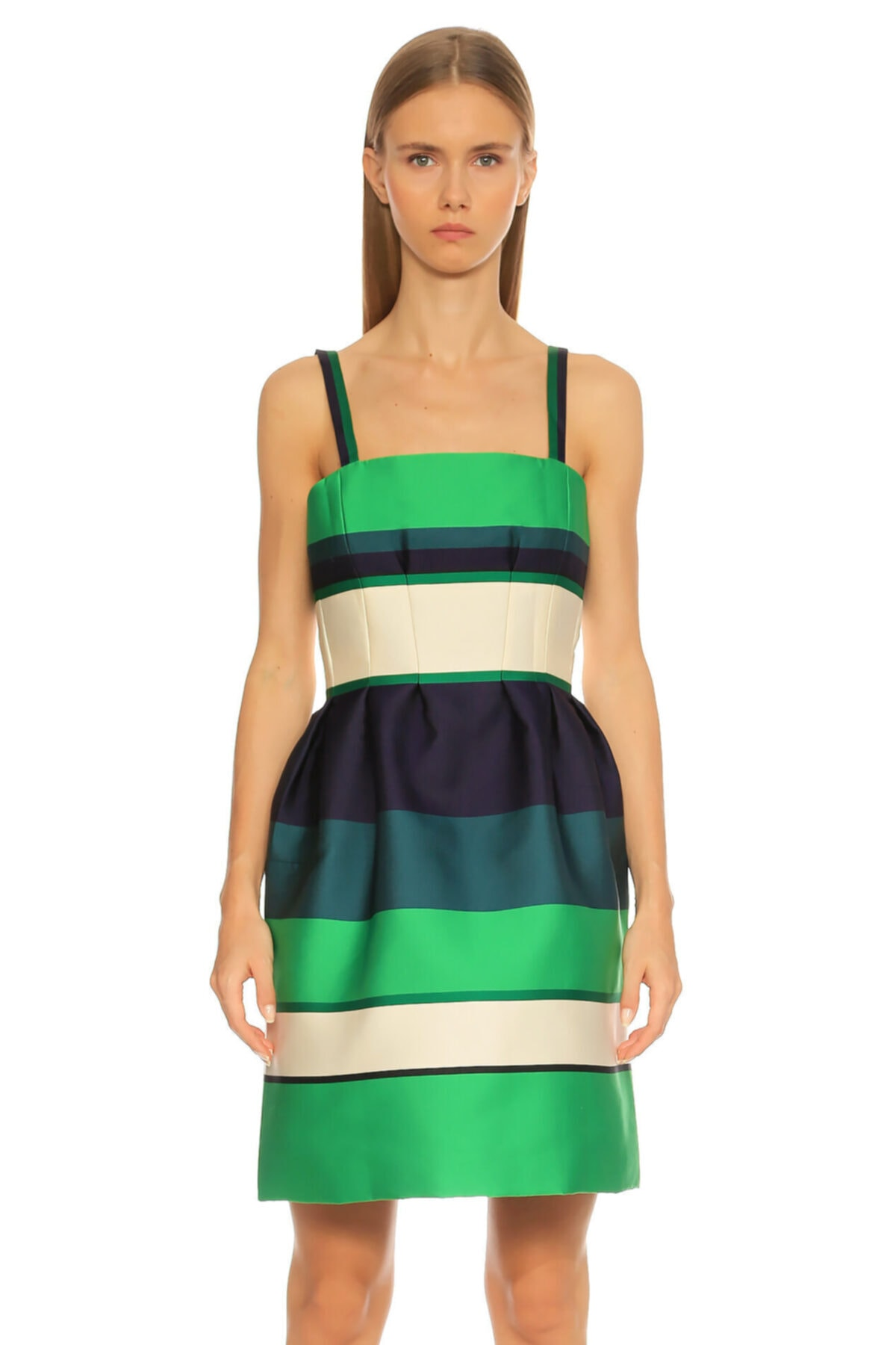 Lanvin Yeşil Elbise 2