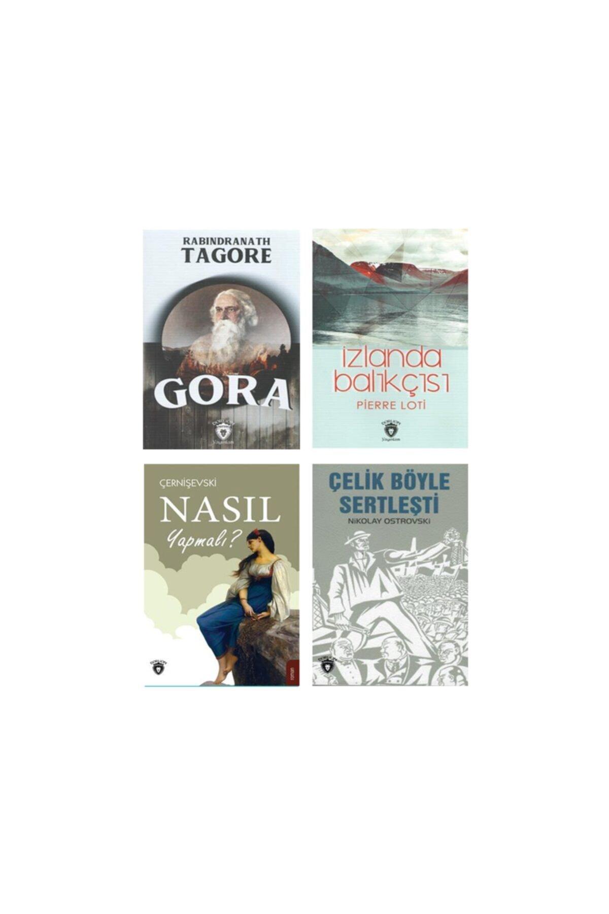 Dorlion Yayınevi Dünya Klasikleri 4 Kitap 1