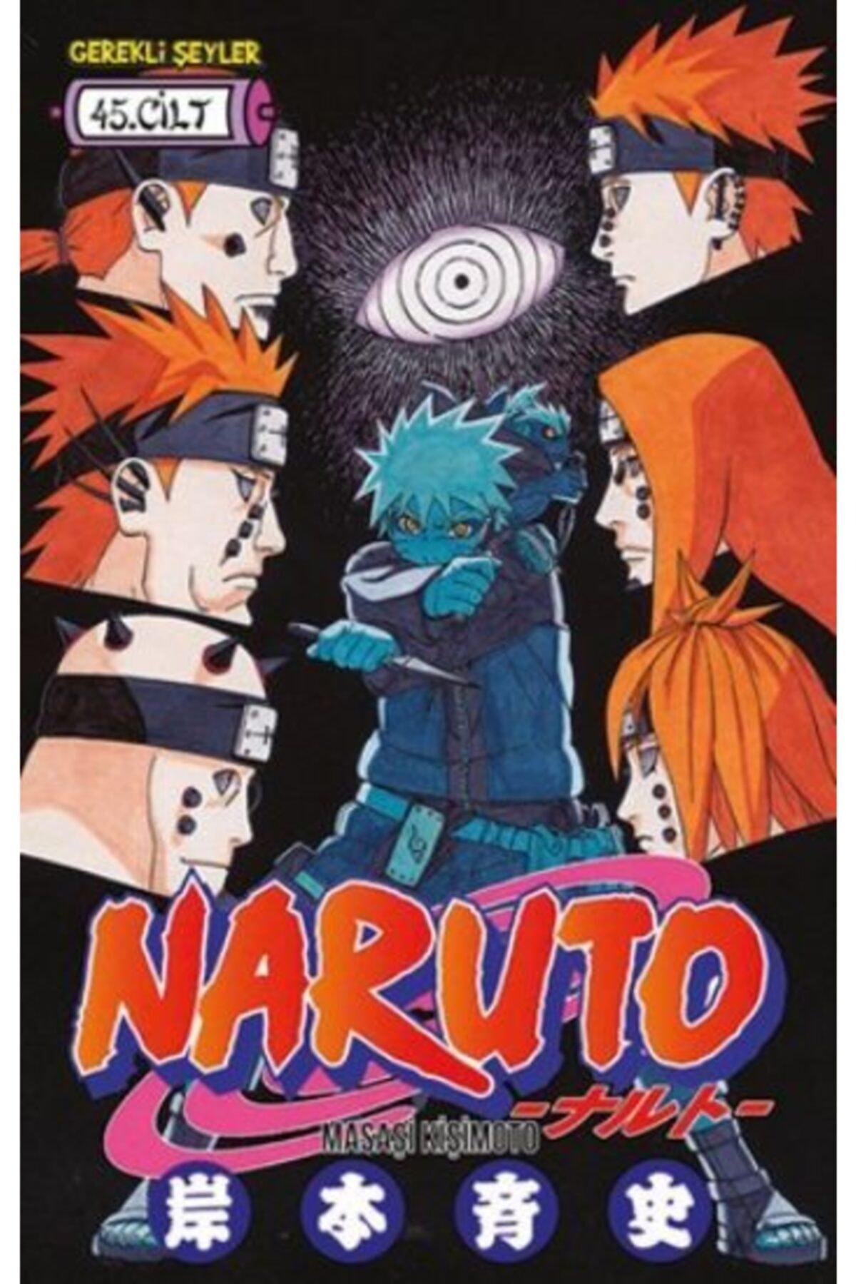 Gerekli Şeyler Naruto 45 1