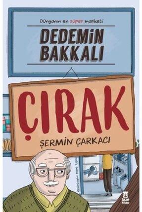 Taze Kitap Dedemin Bakkalı Çırak - Şermin Yaşar -