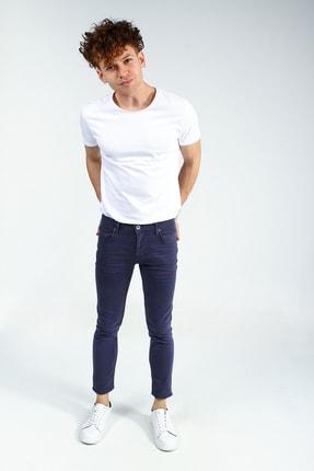 Collezione Indigo 5 Cep Erkek Denim Pantolon