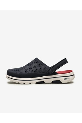 SKECHERS GO WALK 5-ASTONISHED Erkek Lacivert Sandalet