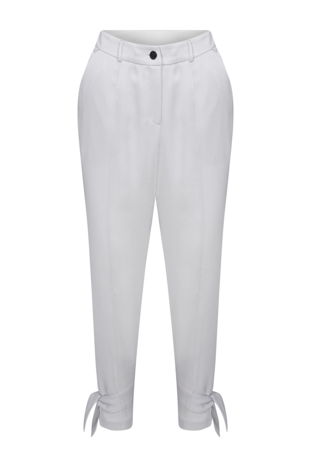 W Collection Paçası Bağlama Detaylı Pantolon 1