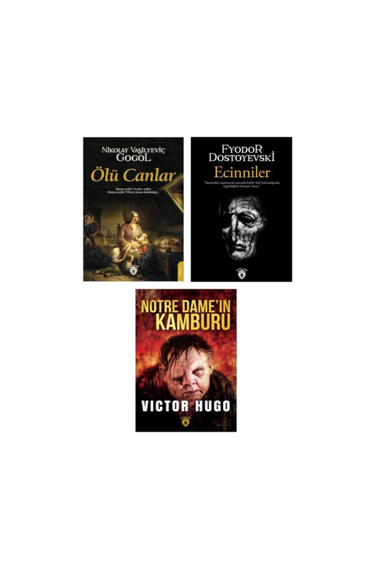Dorlion Yayınevi Dünya Klasikleri 3 Kitap 1