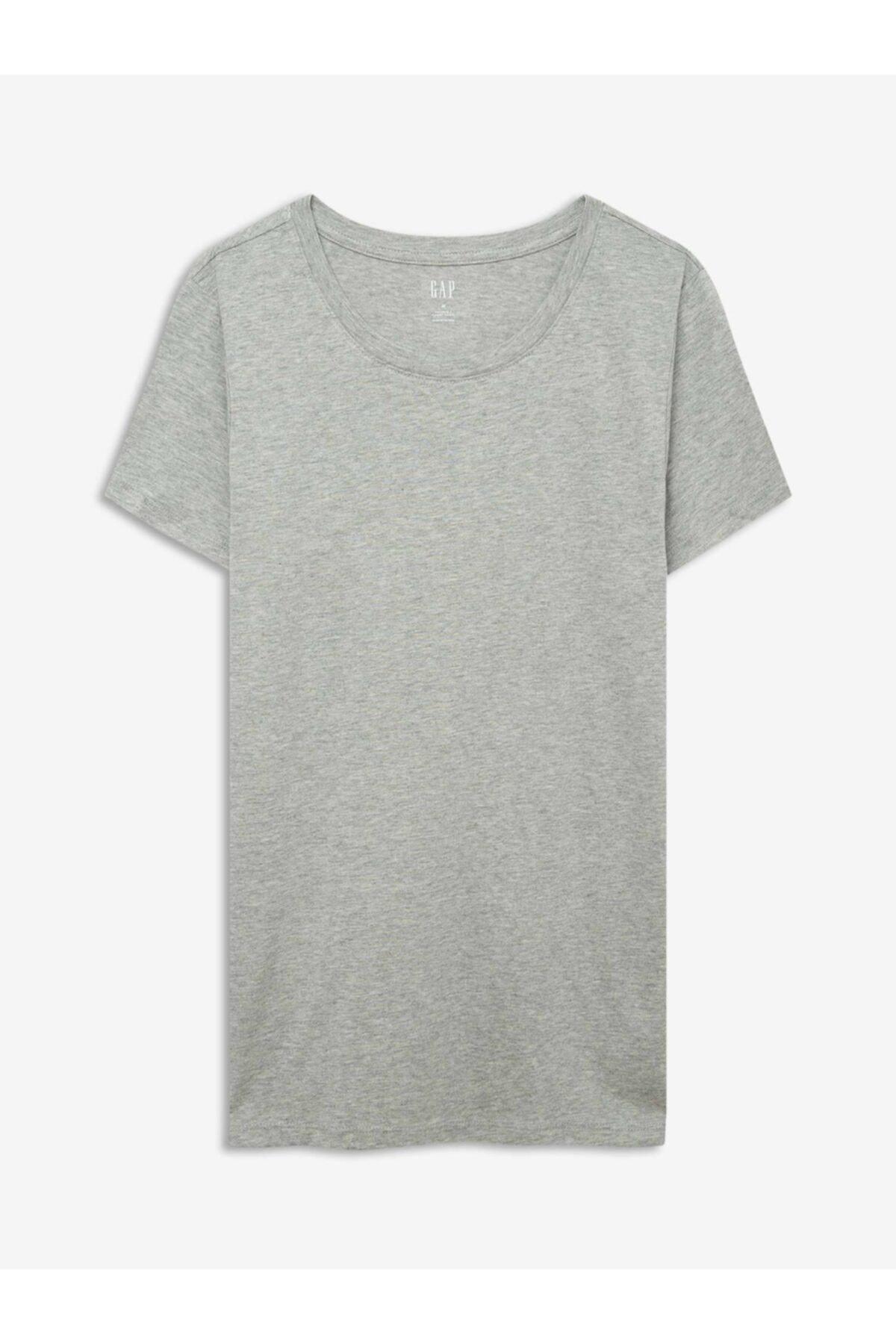 GAP 2'li Favorite Yuvarlak Yaka T-shirt Seti 2