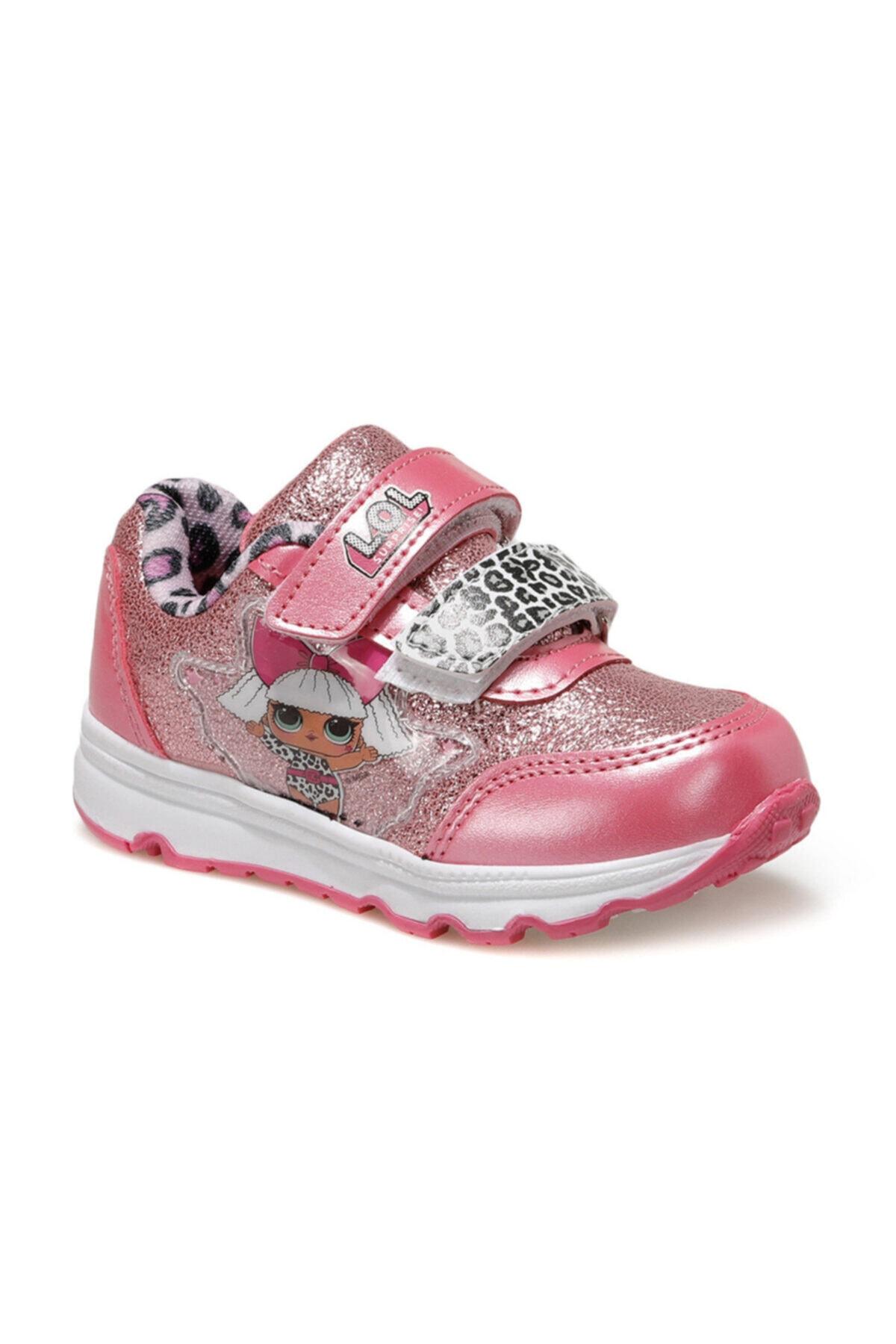 LOL LEOPY.P Fuşya Kız Çocuk Sneaker Ayakkabı 100561589 1
