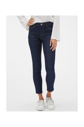 GAP Mid Rise Cropped Favorite Legging Jean Pantolon